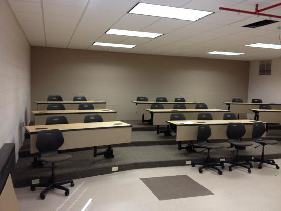 A.C.E. Building Service completes science rooms renovation at MLHS