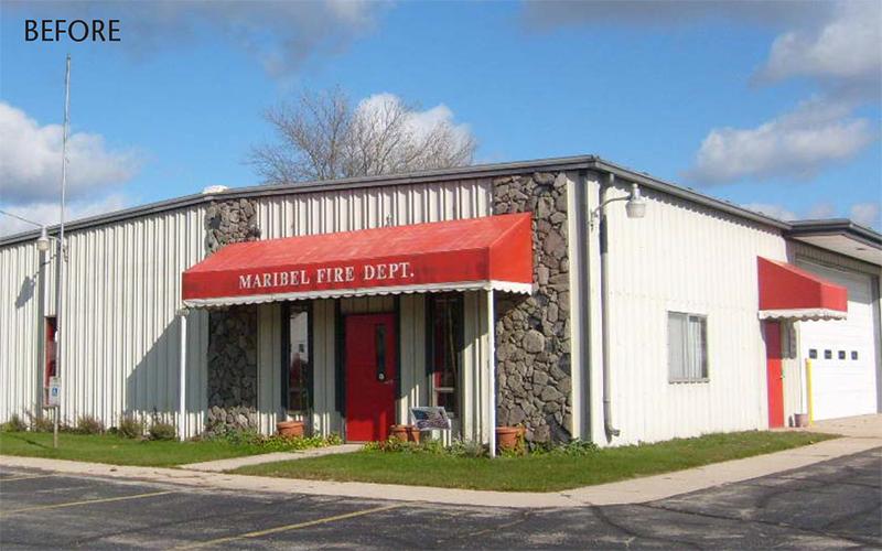 Maribel Fire Department | A.C.E. Building Service, Manitowoc Wisconsin