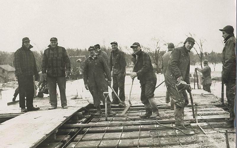 A.C.E. Building Service | History