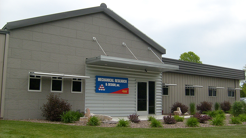 Mechanical Research & Design, Newton WI | Office and Professional | A.C.E. Building Service, Manitowoc Wisconsin