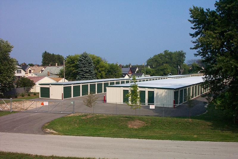 Acorn Storage, Sheboygan WI | Storage Portfolio | A.C.E. Building Service, Manitowoc Wisconsin