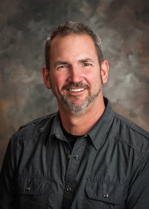 Bill Shimek,  Vice President