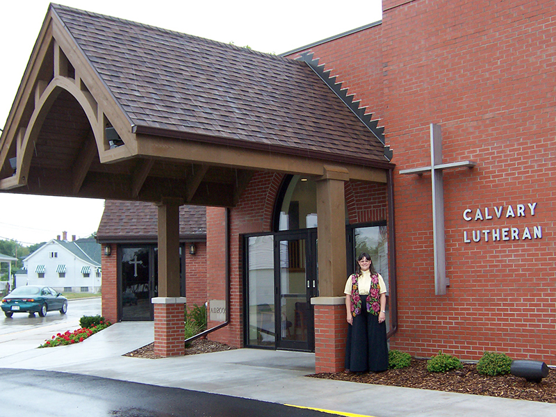 Calvary Lutheran Church Addition, Two Rivers WI | Religious Portfolio | A.C.E. Building Service, Manitowoc Wisconsin