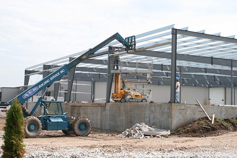 Capabilities | A.C.E. Building Service, Manitowoc Wisconsin