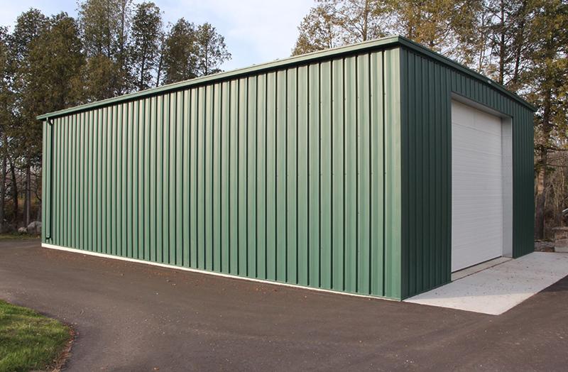 Kitzerow Machine Inc., Manitowoc WI | Storage Portfolio | A.C.E. Building Service, Manitowoc Wisconsin