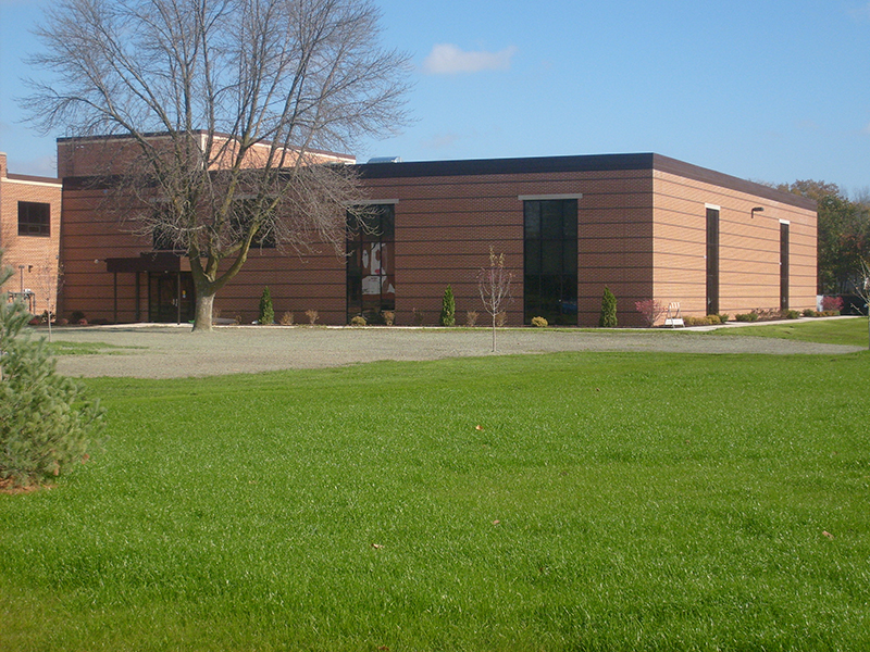 Manitowoc Lutheran High Music Wing Addition, Manitowoc WI