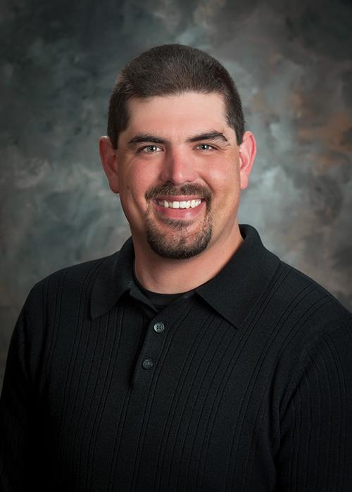 Max Maigatter, Field Superintendent