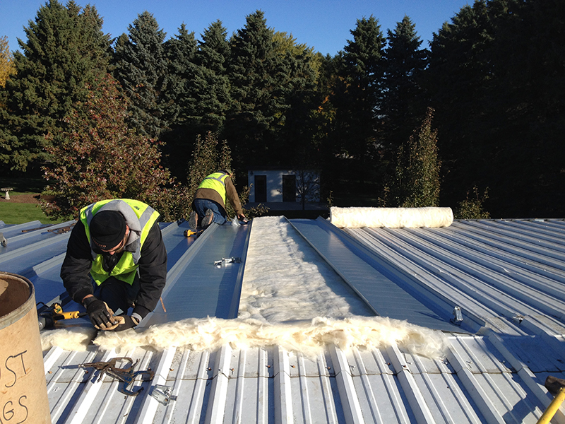 Michael's Construction, Manitowoc WI | Re-roof Portfolio | A.C.E. Building Service, Manitowoc Wisconsin