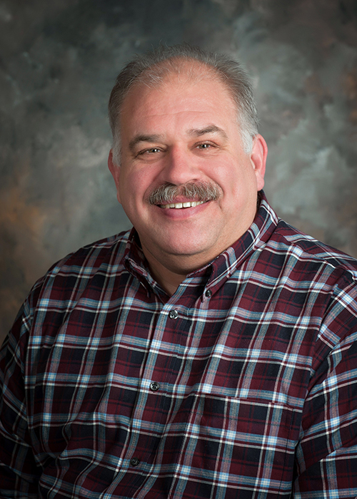 Mike Frozena, Estimator/Project Manager