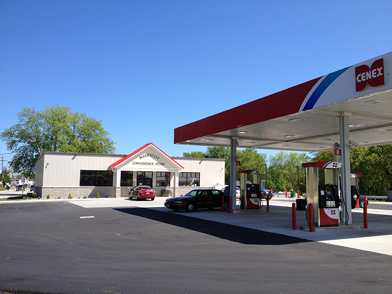 Mishicot Convenience Store | Commercial Services | A.C.E. Building Service, Manitowoc Wisconsin