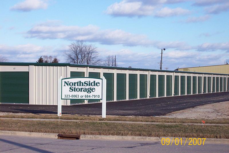 Northside Storage, Manitowoc WI | Storage Portfolio | A.C.E. Building Service, Manitowoc Wisconsin