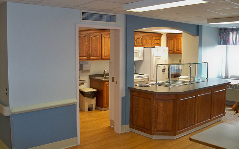 Shady Lane, Manitowoc WI | Healthcare Industry Portfolio | A.C.E. Building Service, Manitowoc Wisconsin