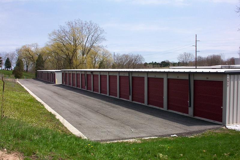 Southside Storage, Manitowoc WI | Storage Portfolio | A.C.E. Building Service, Manitowoc Wisconsin