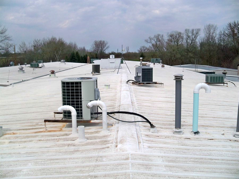 Holiday House, Manitowoc WI | Reroof Case Study | A.C.E. Building Service, Manitowoc Wisconsin