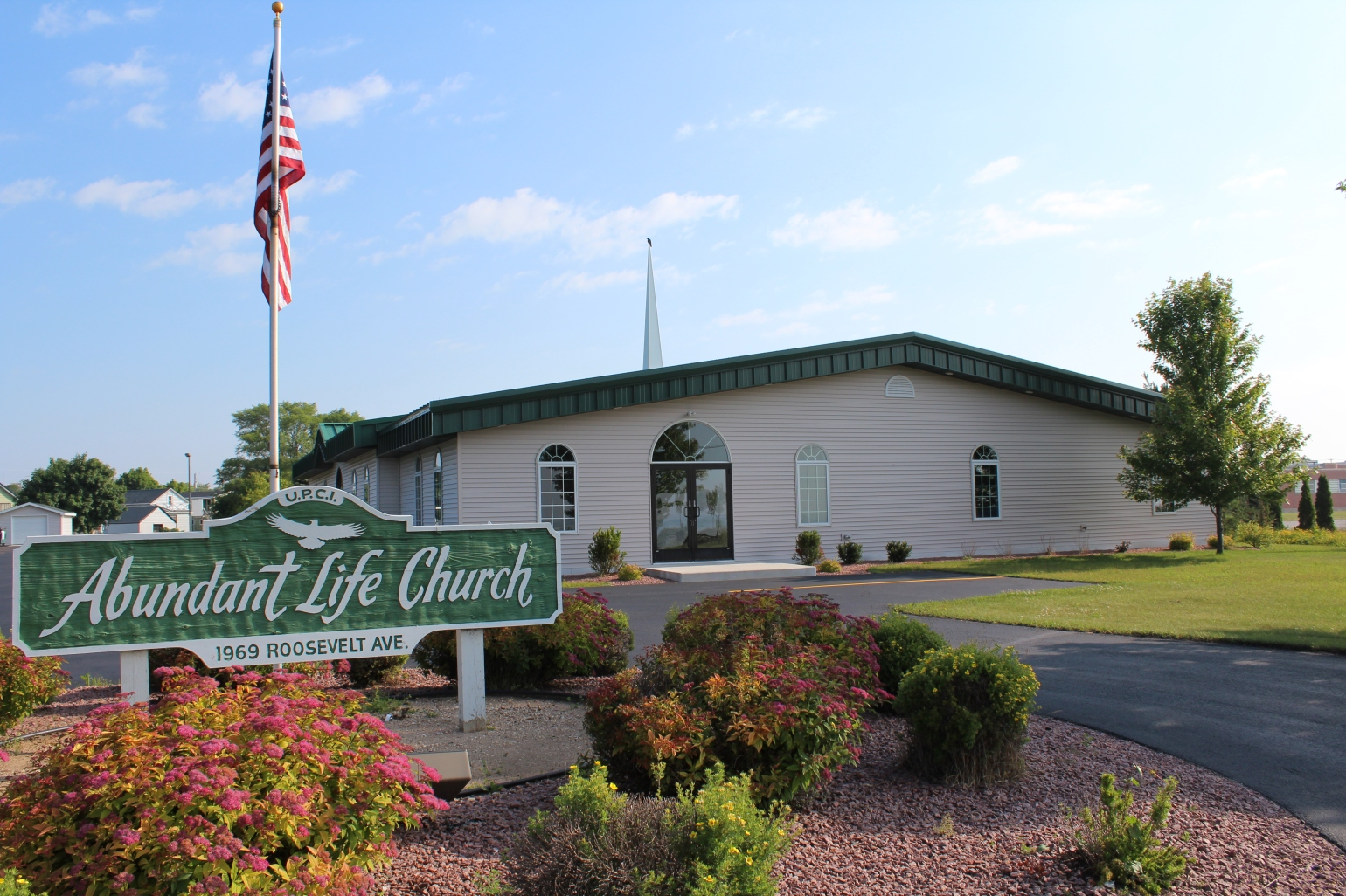 Abundant Life Church, Two Rivers WI | A.C.E. Building Service, Manitowoc WI